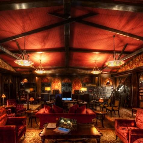 Hans Zimmer's Studio