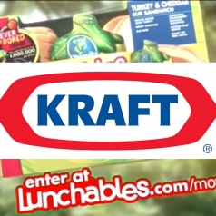 Kraft Lunchables Commercial