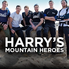 Harry's Mountain Heroes (2012)