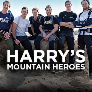 Harry's Mountain Heroes (2012)