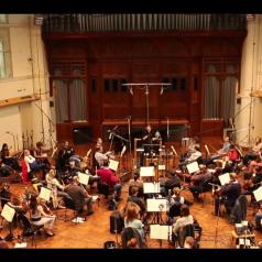 Scoring Session - Air Studios, London