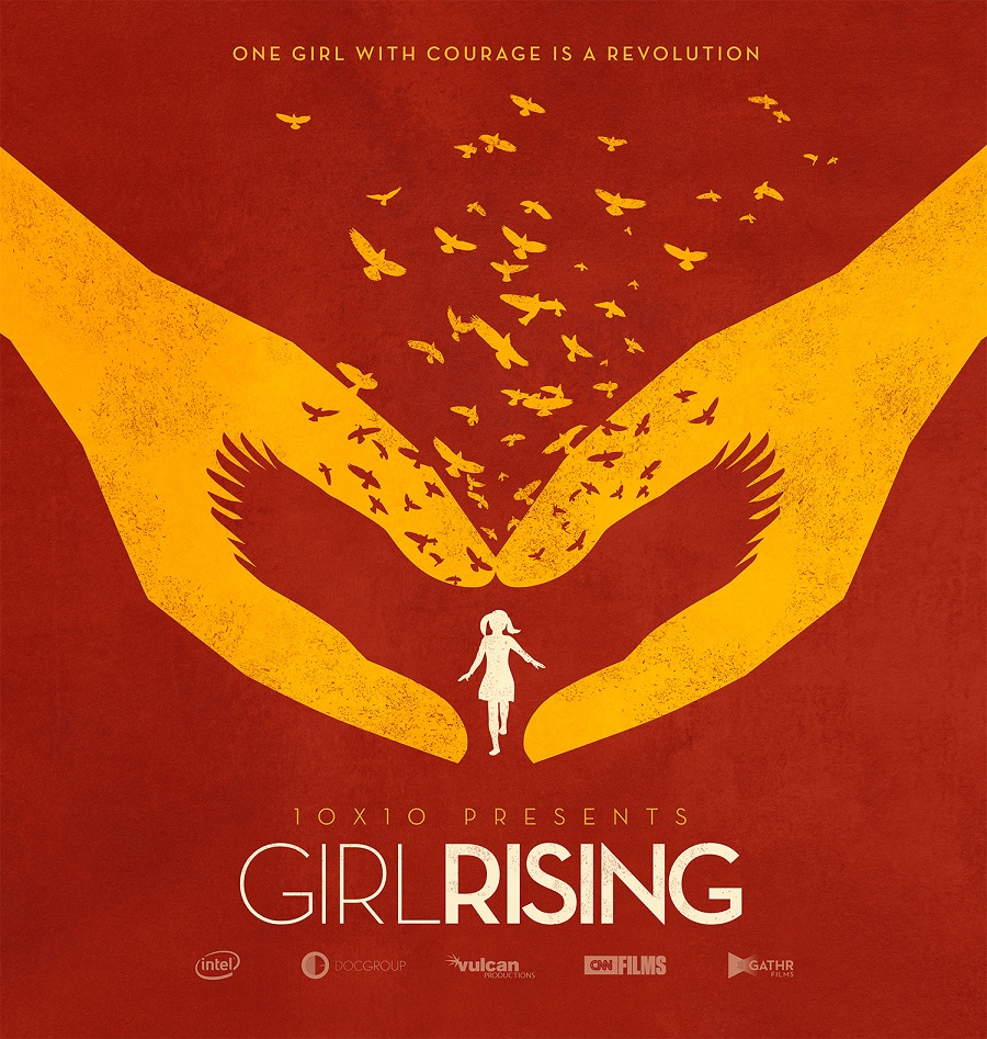 Girl Rising Film Artwork