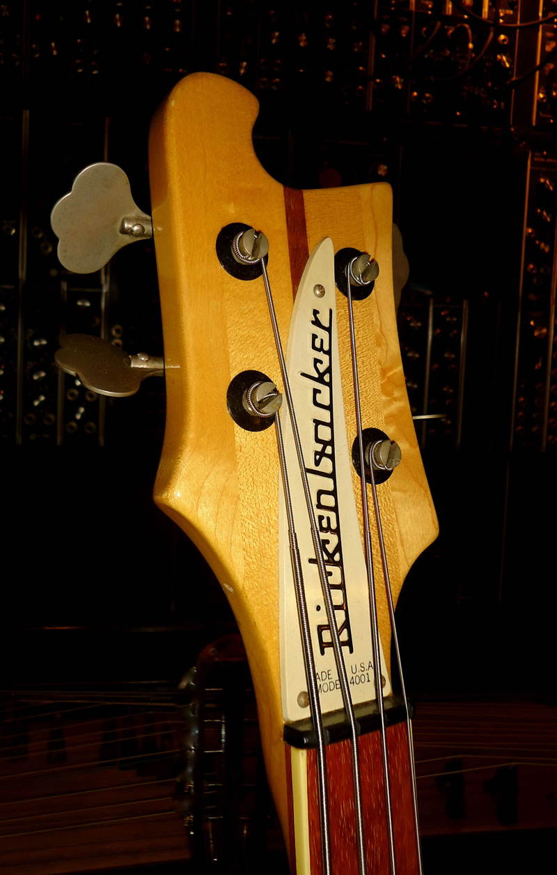 Rickenbocker Bass Guitar
