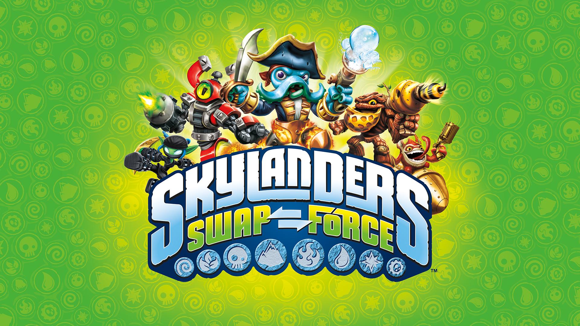 Skylanders: Swap Force (2013) (Videogame)
