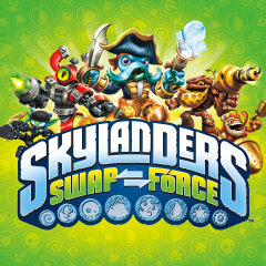 Skylanders: Swap Force (2013) (Videogame)