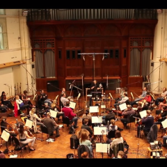 Scoring Session - Air Studios, London