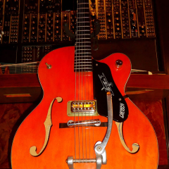 Gretsch by Bigsby Guitar